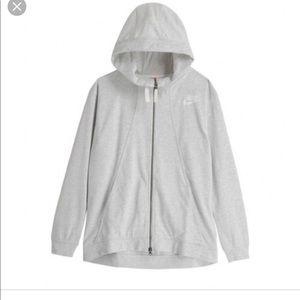Nike gym classic hoodie